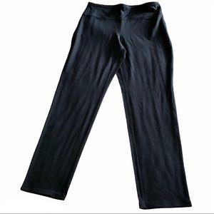 J.JILL Smooth Slim Leg Wearever Blue Leggings M